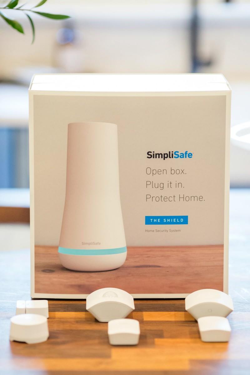 simplisafe box