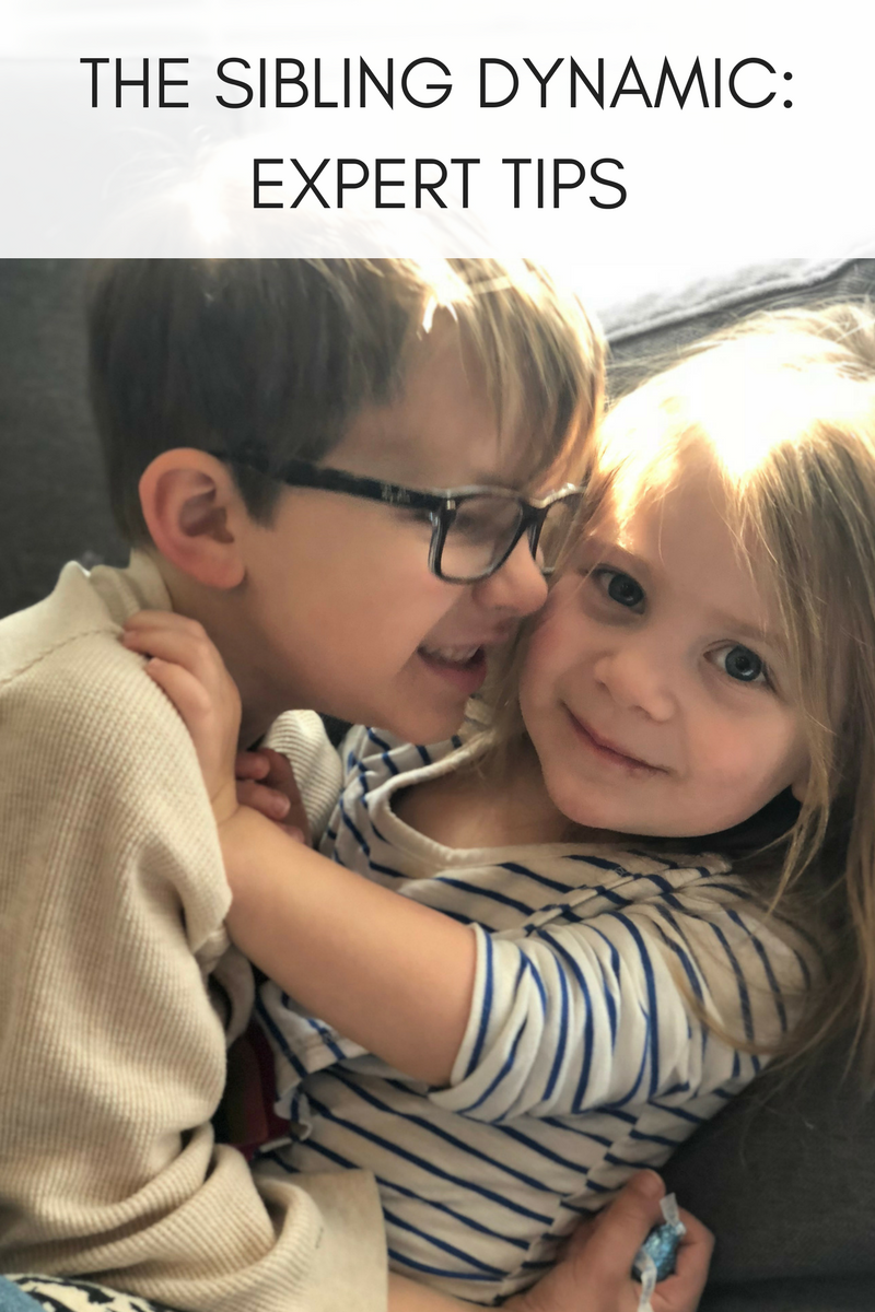 THE SIBLING DYNAMIC_EXPERT TIPS