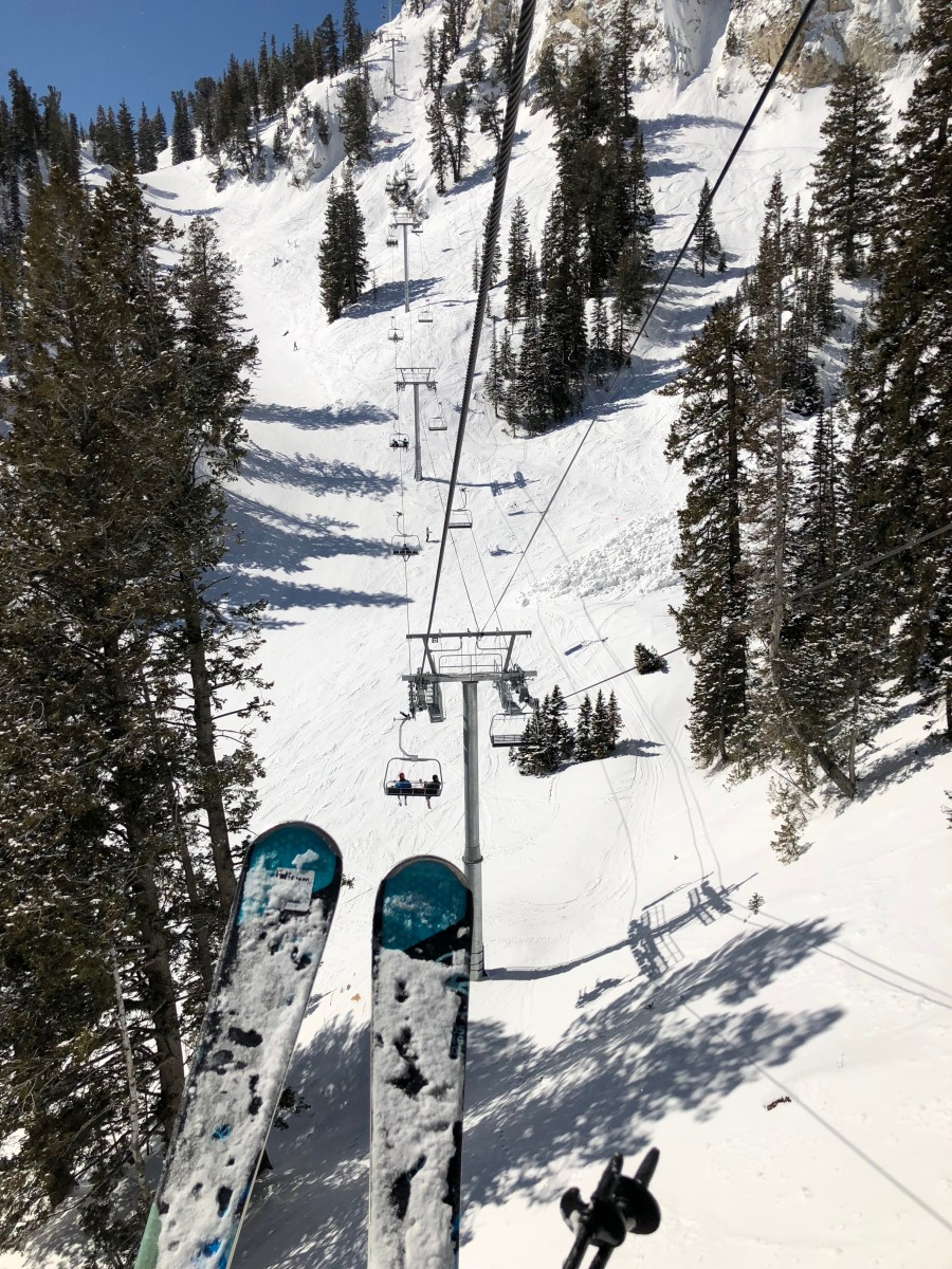 summit express lift solitude mountain