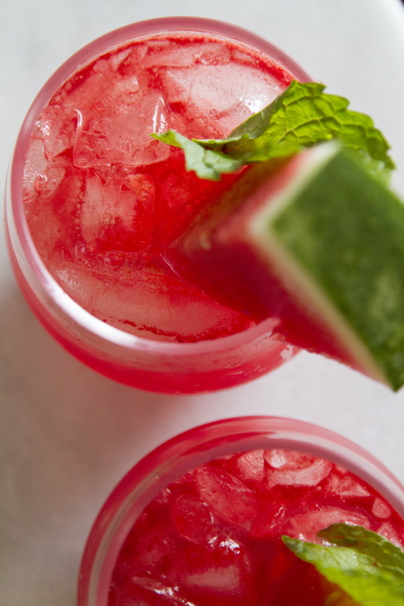 watermelon vodka cocktail