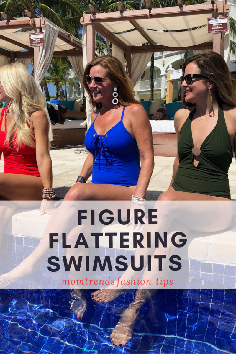 Figure Flattering Swimsuits for Women