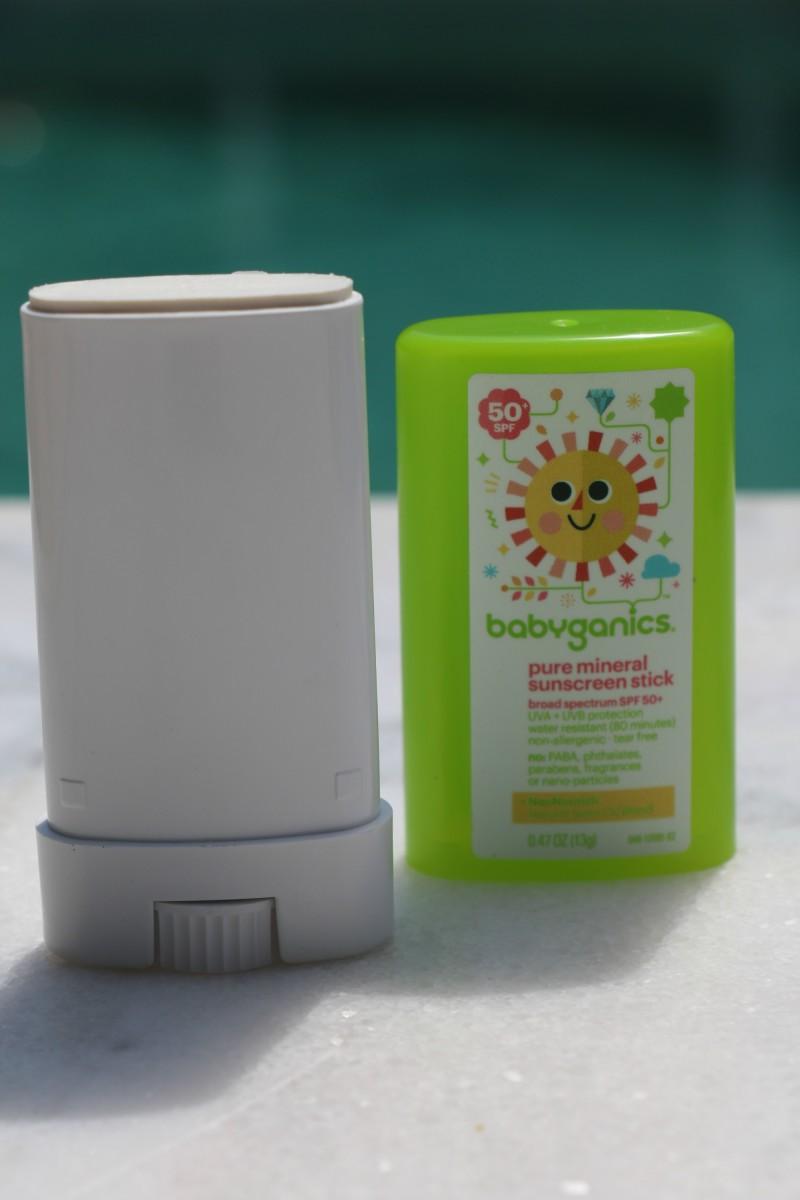 babyganics sunscreen stick