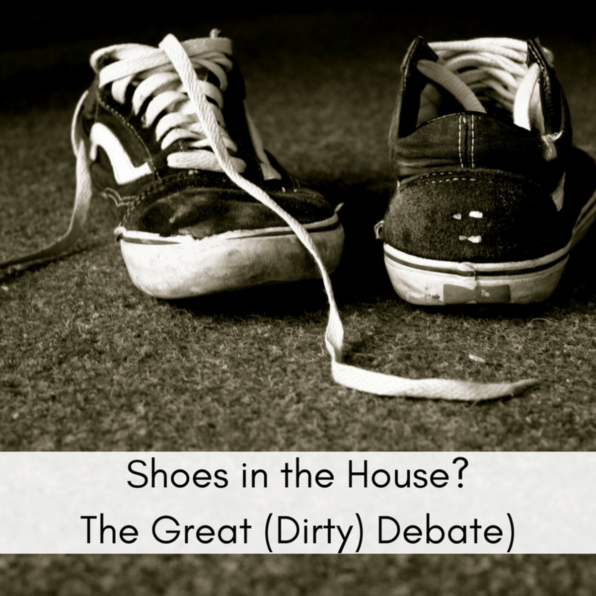 Shoes in the House_The Great (Dirty) Debate