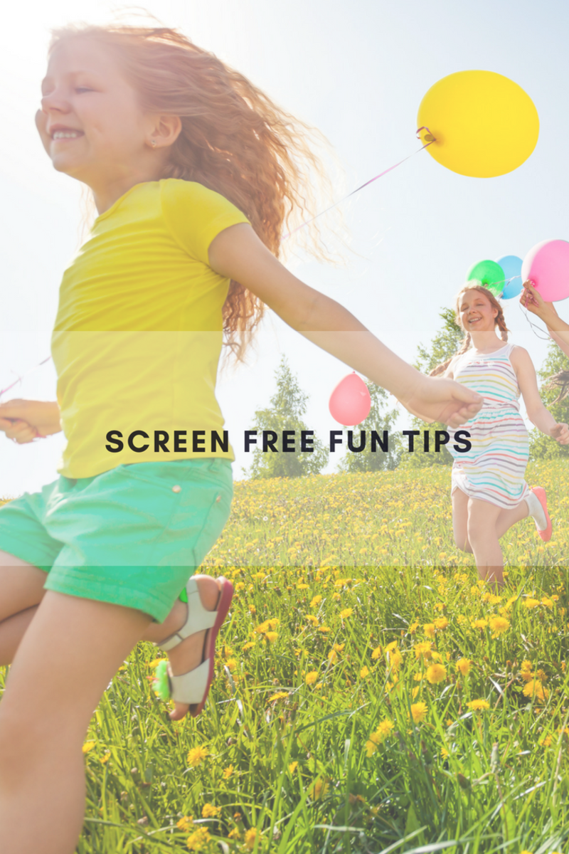 screen free fun, screen free ideas, no screen time, screen free week, activities for kids, unplugged, kids unplugged, screen free activities for the whole family, screen free fun by shannon philpott-Sanders, screen free week