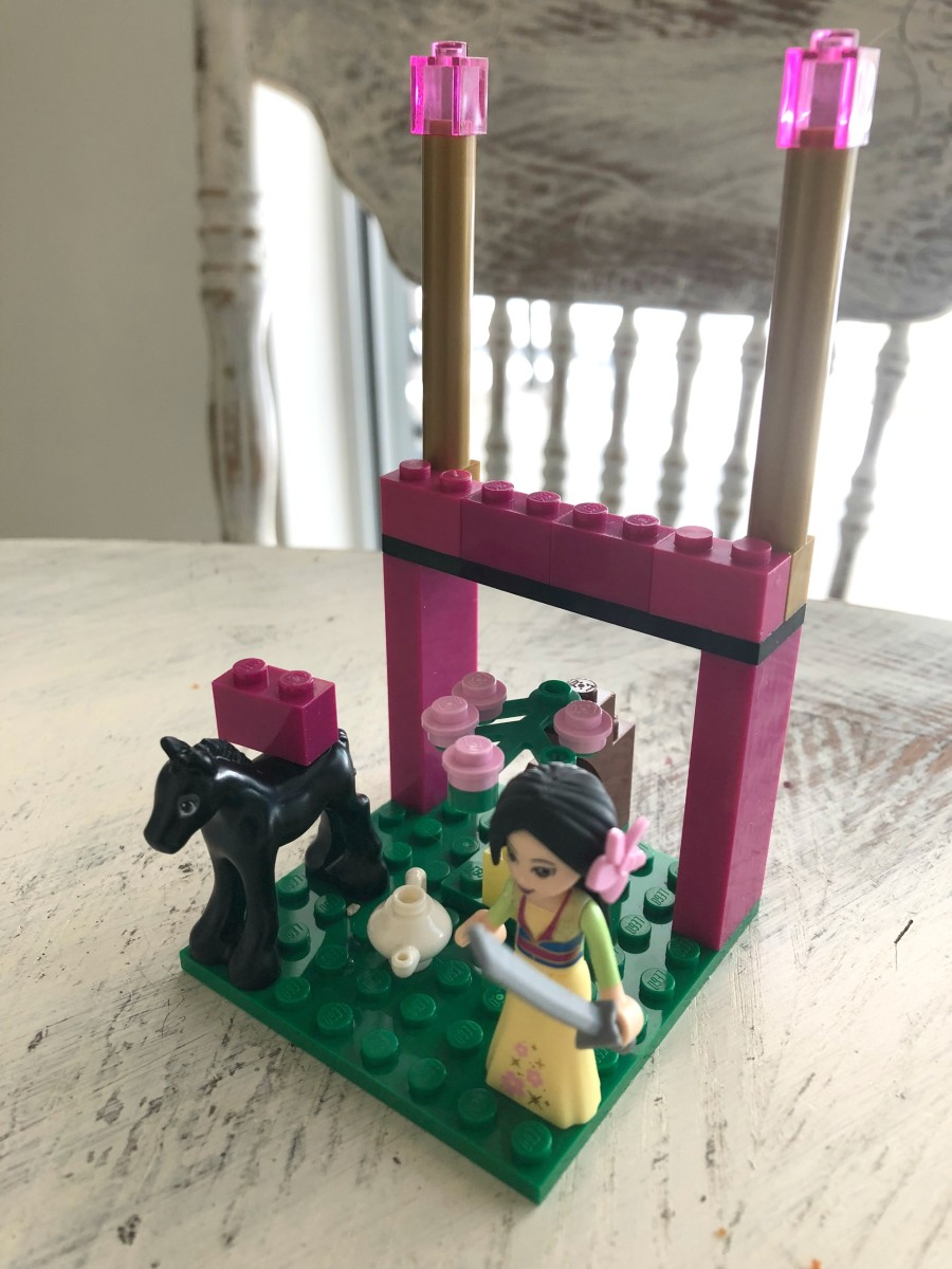 princess legos