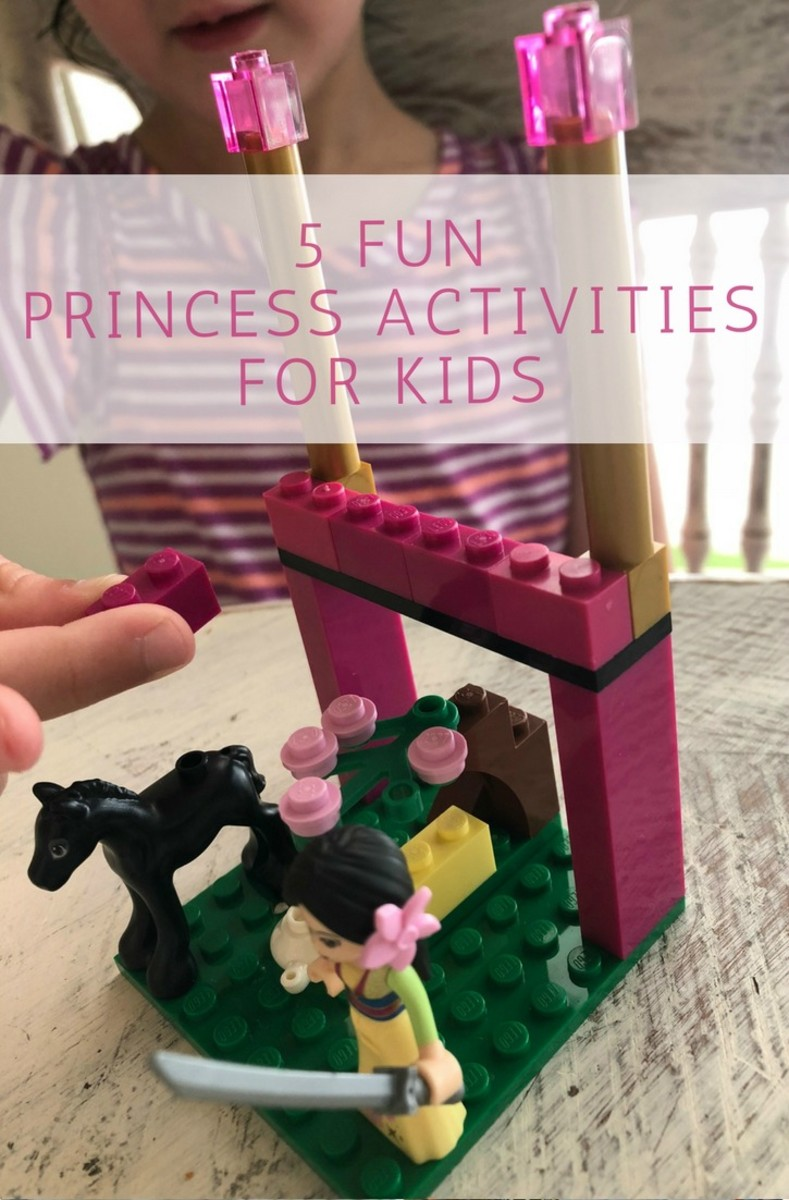 princess activities for kids