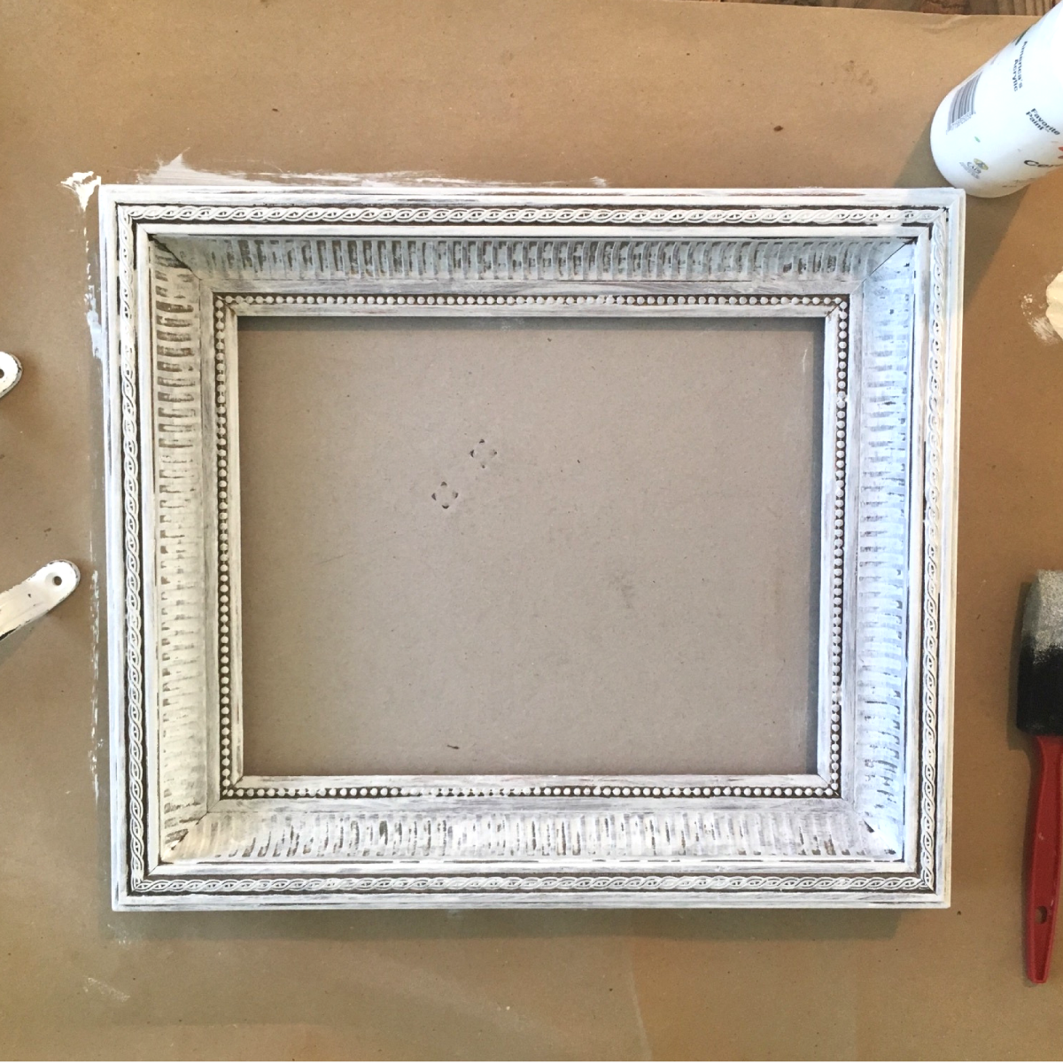 DIY Mother's Day Serving Tray - Frame