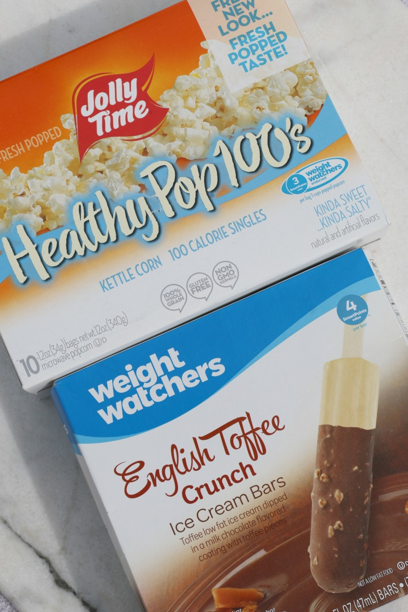 weight watchers products