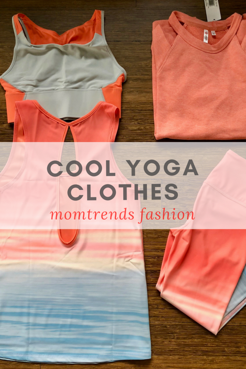 Cool Yoga Gear for Moms