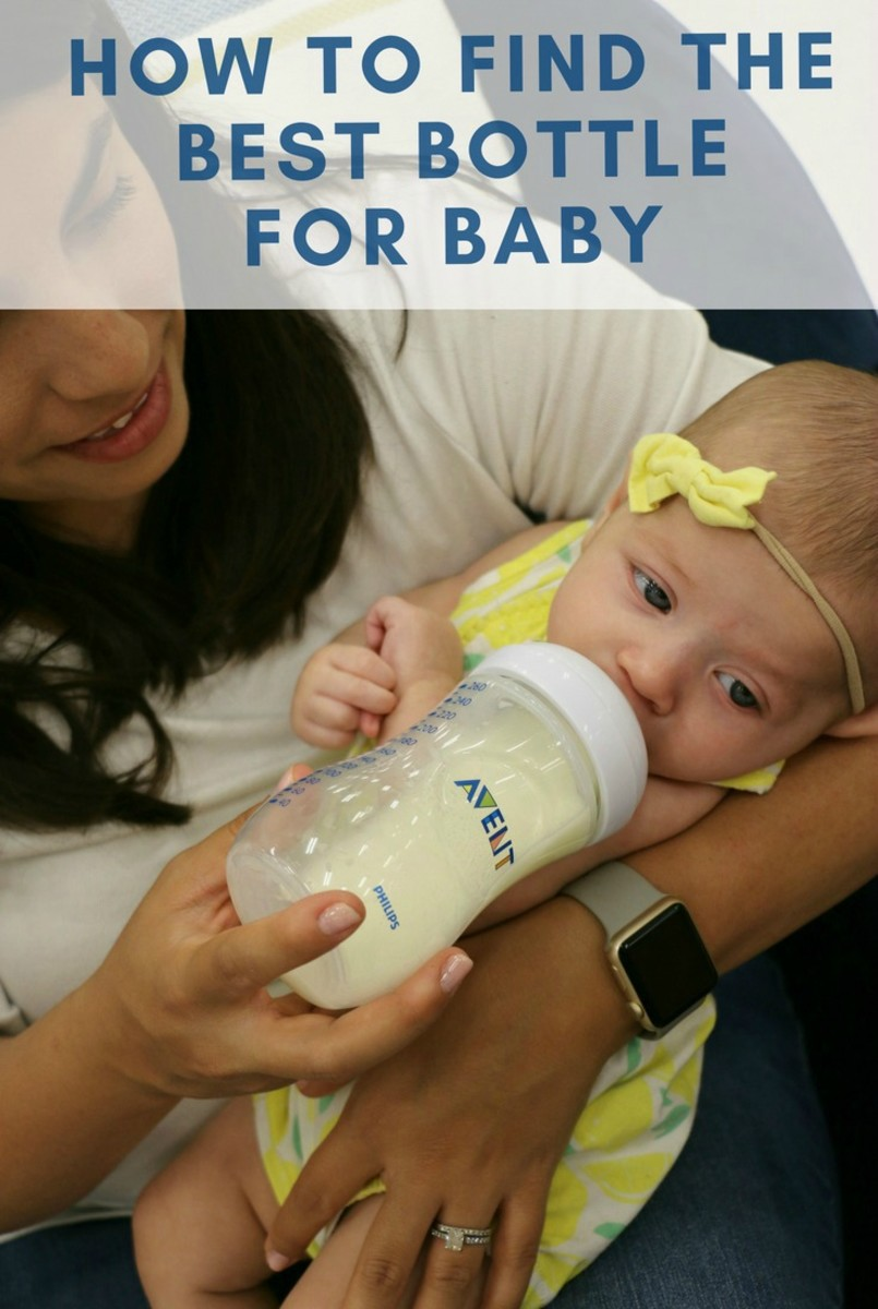 how to find the best bottle for baby