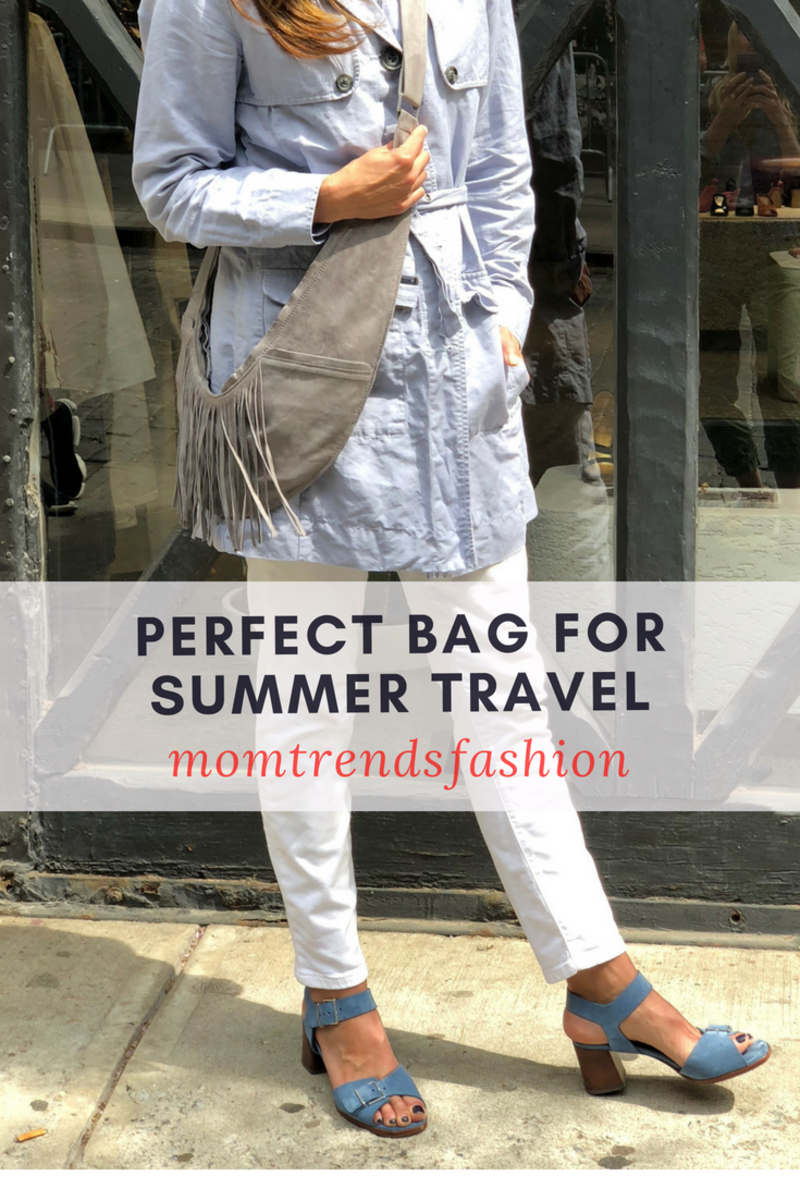 Perfect bag for summer travel