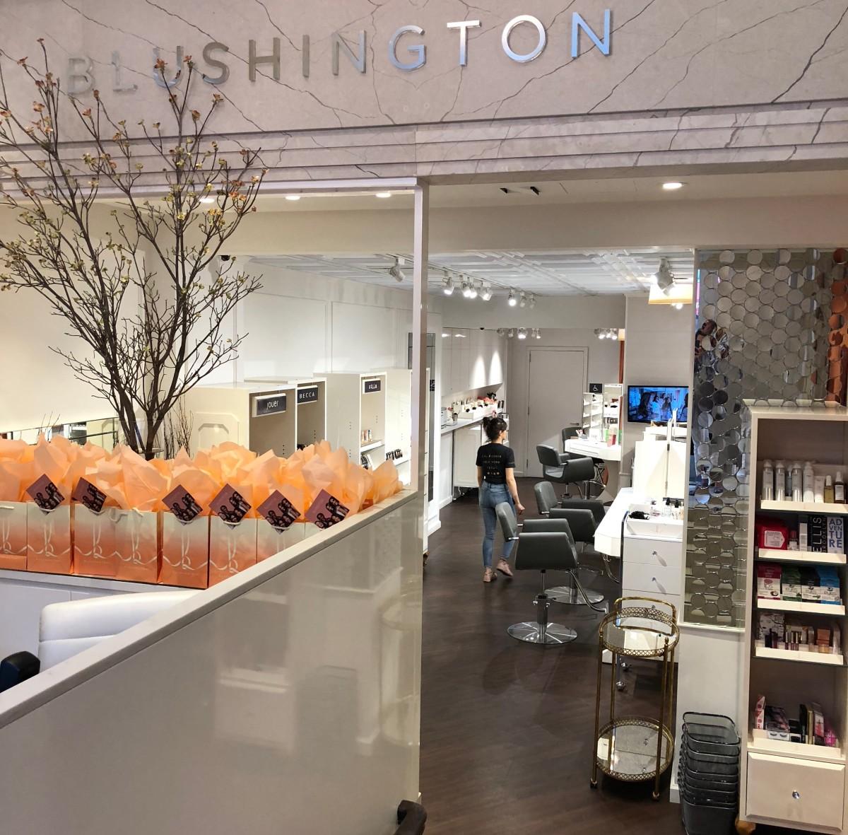 Blushington Makeup New York City