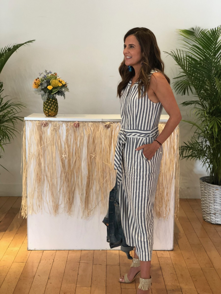 why the top summer fashion trend is the jumpsuit.