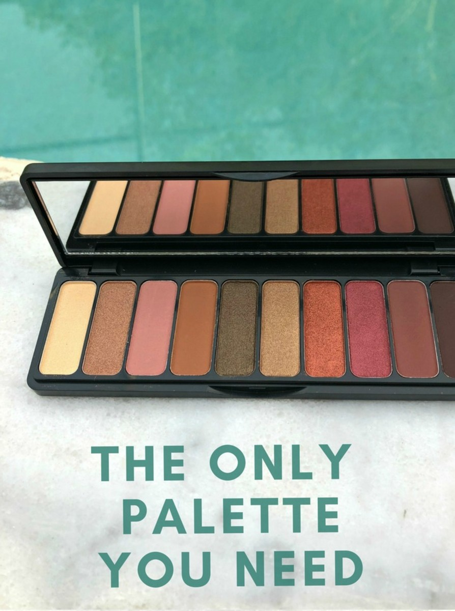the only palette you need