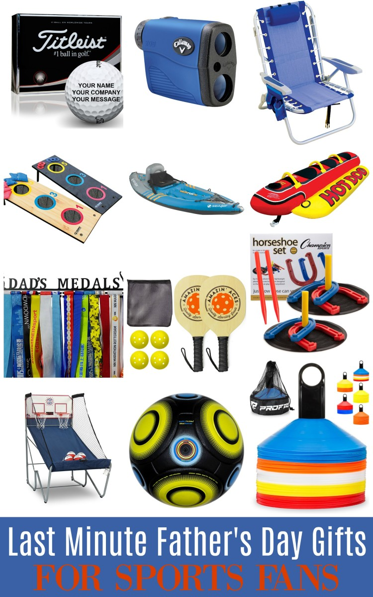 last minute father's day gift ideas for sports fans
