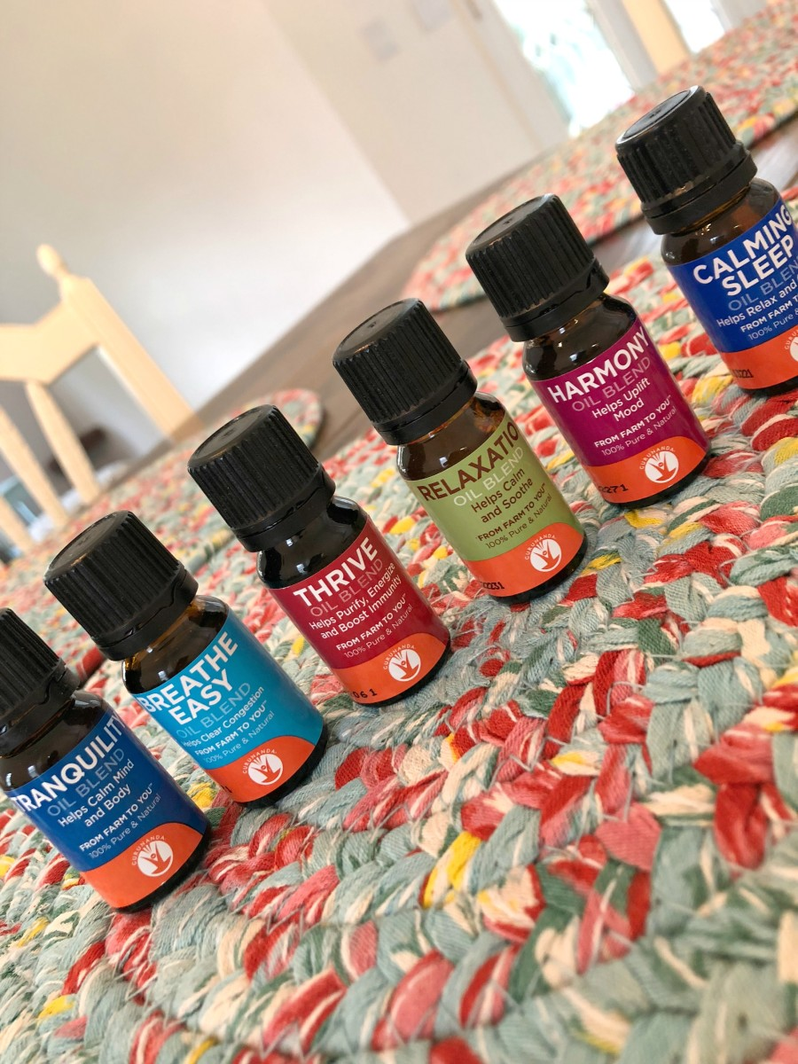 the best essential oil blends
