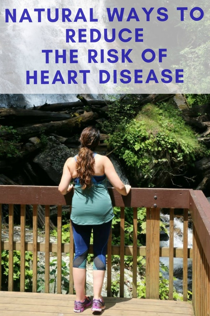 natural ways to reduce the risk of heart disease