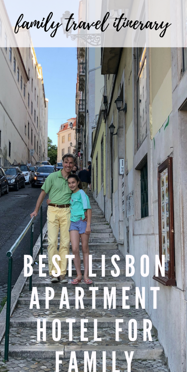 Best Lisbon Apartment Hotel for Family