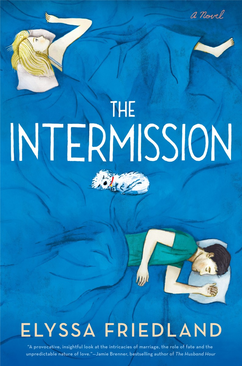 The Intermission: A Novel by Elyssa Friedland