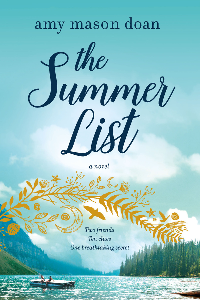 The Summer List: A Novel by Amy Mason Doan