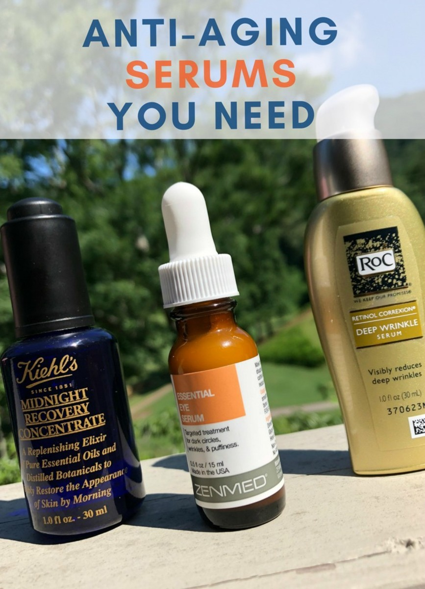 anti-aging serums you need