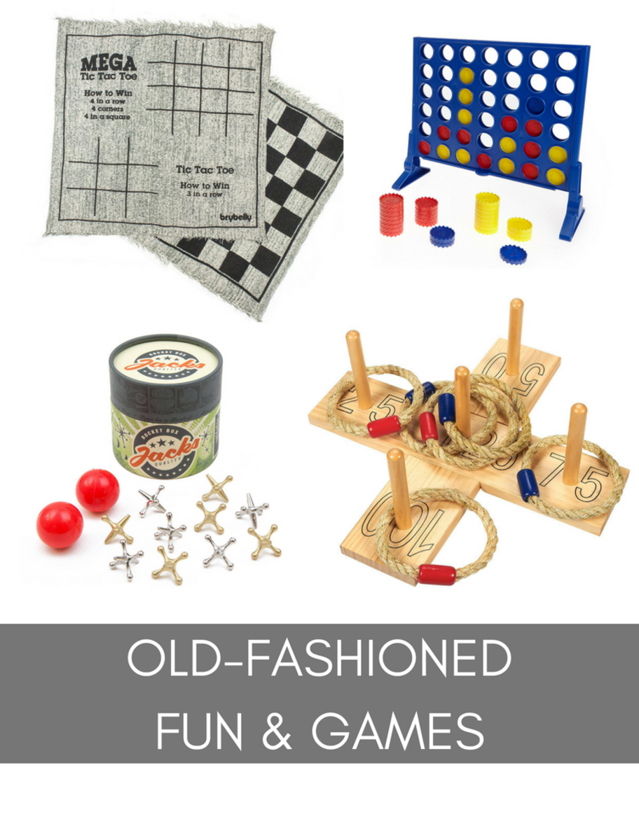 OLD-FASHIONFUN & GAMES