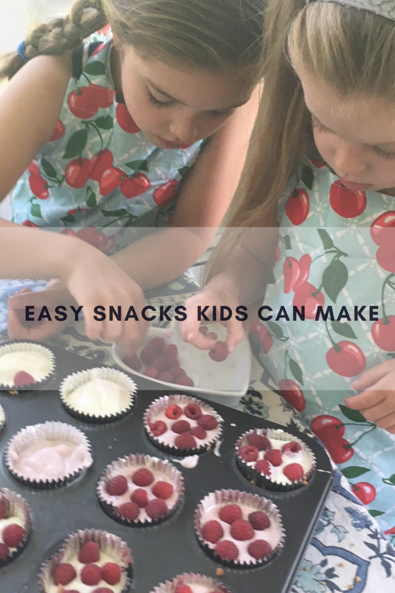 kids in the kitchen, kitchen, kids cooking, cooking kids, apron, superpretzel, easy snacks, quick snacks, stonyfield, frozen snacks, yogurt snacks, pretzel snacks, make at home snacks, easy kid snacks, easy snacks for kids