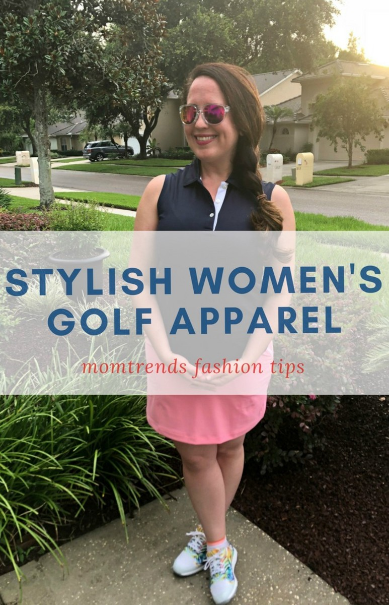 stylish women's golf apparel to try
