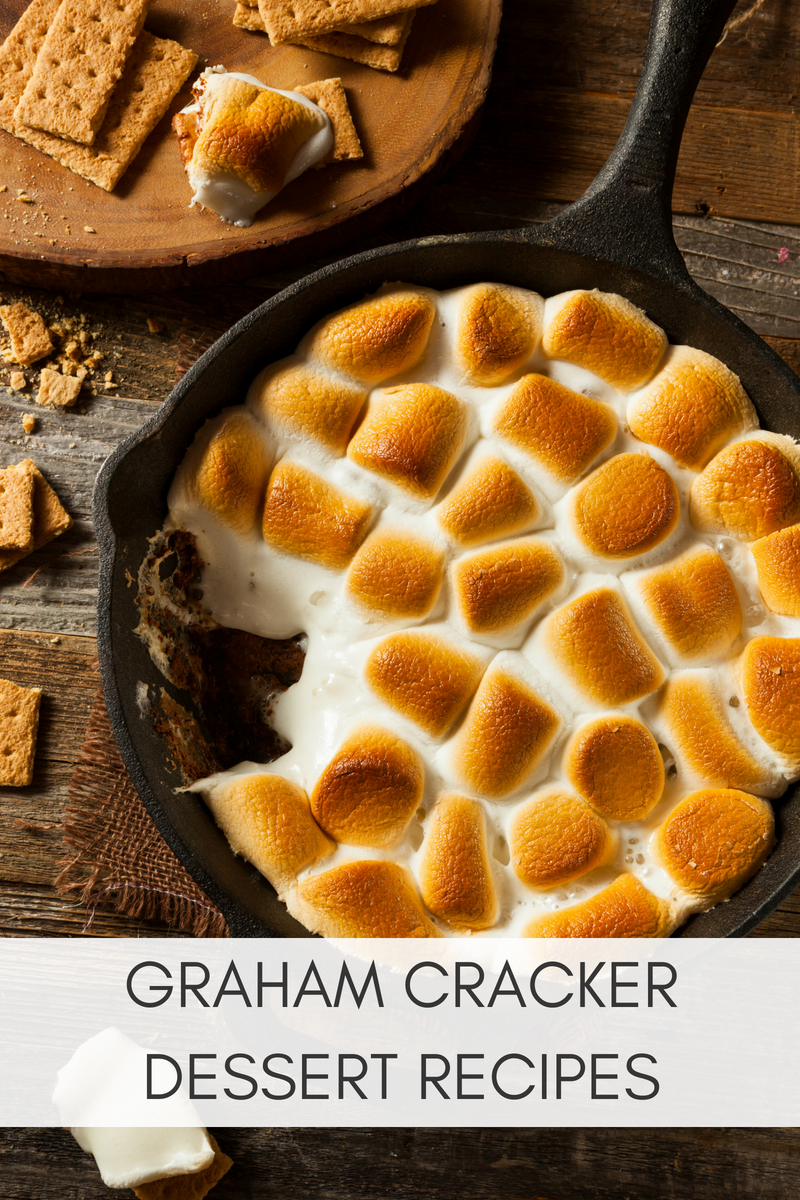 GRAHAM CRACKER DESSERT RECIPES