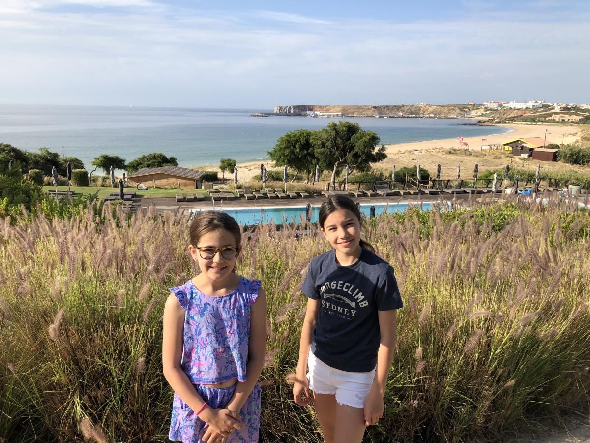 Uncrowded Algarve at Martinhal Sagres Family Resort
