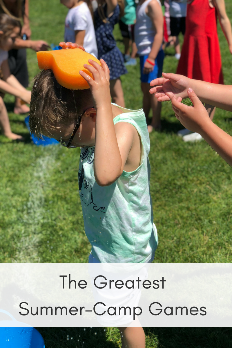 The GreatestSummer-Camp Games
