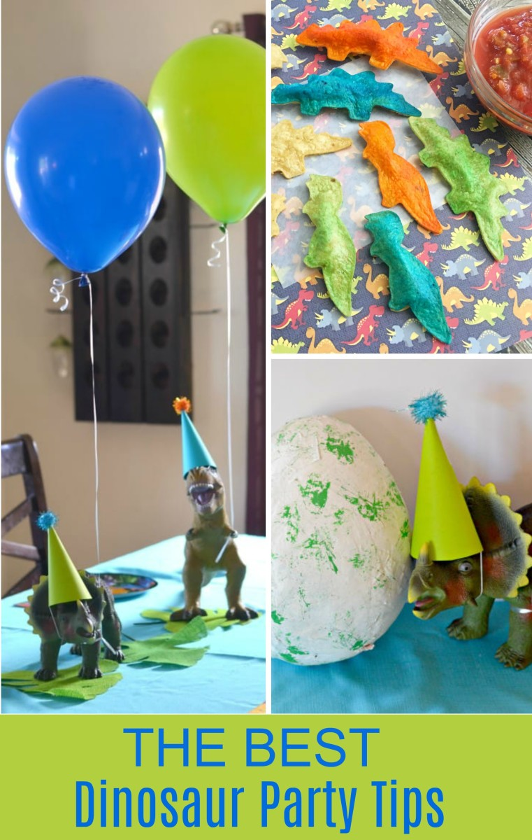 the best dinosaur party tips ever