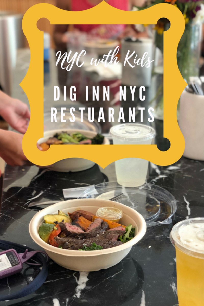 Where to Eat with Kids in NYC