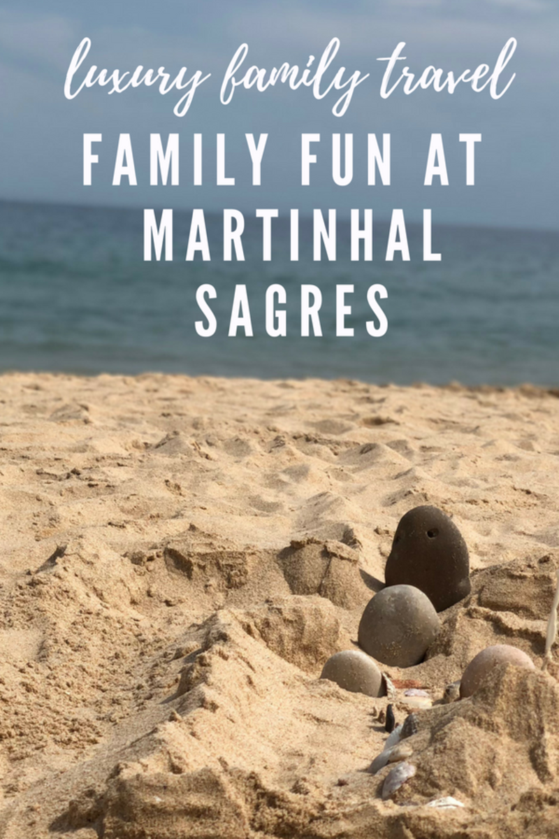 Family Fun at the Beach Martinhal Sagres
