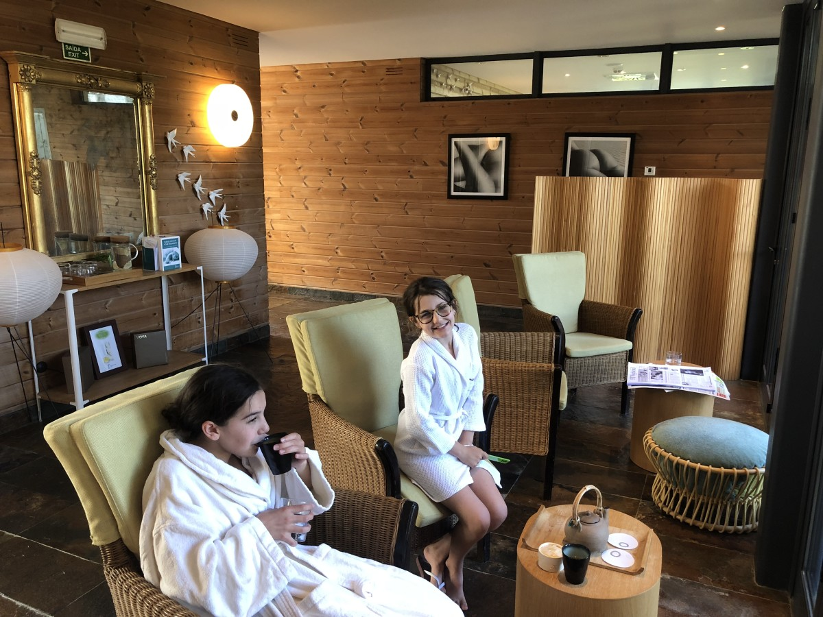 Finisterra Spa at Martinhal Beach Resort Sagres