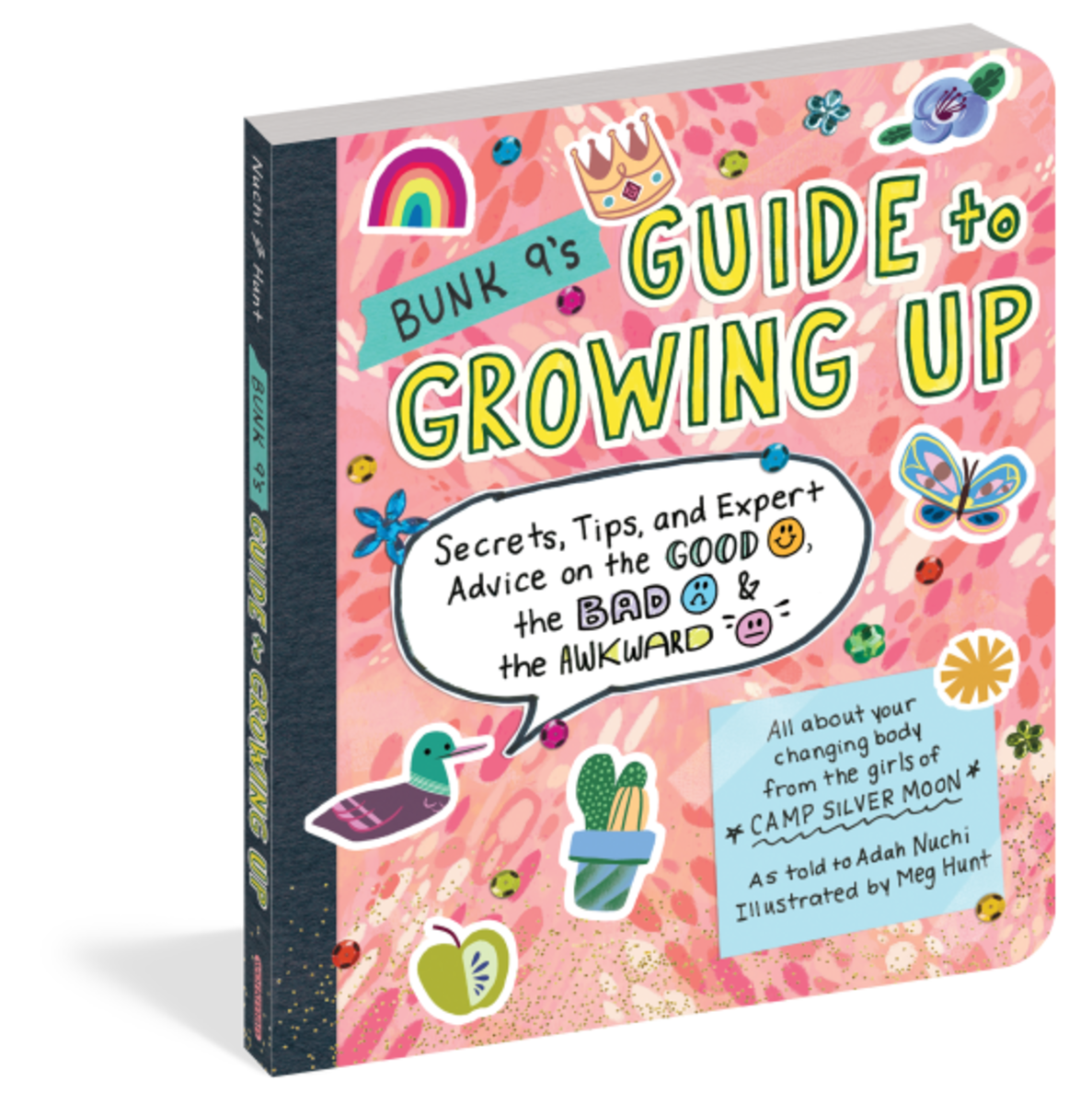Bunk 9's Guide to Growing Up by Adah Nuchi