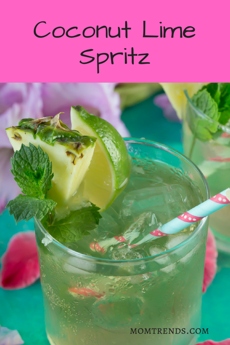 coconutlimespritz