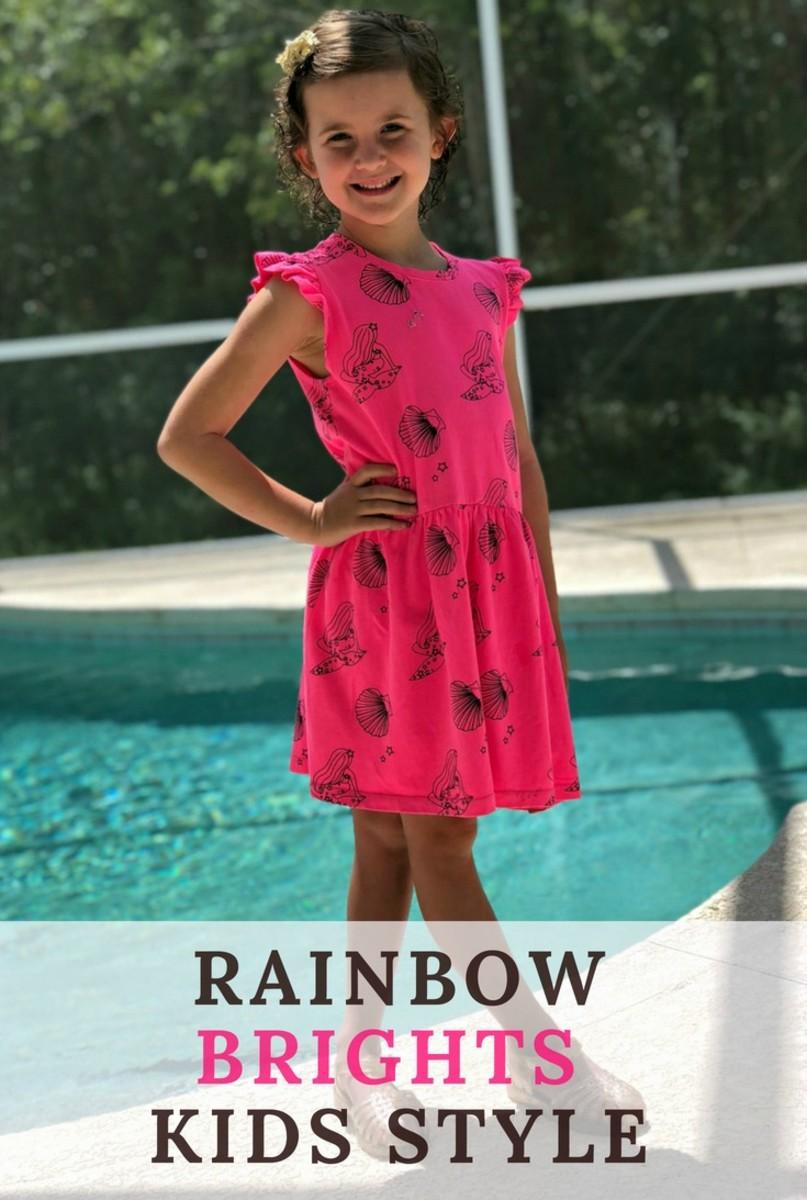 rainbow brights kids style