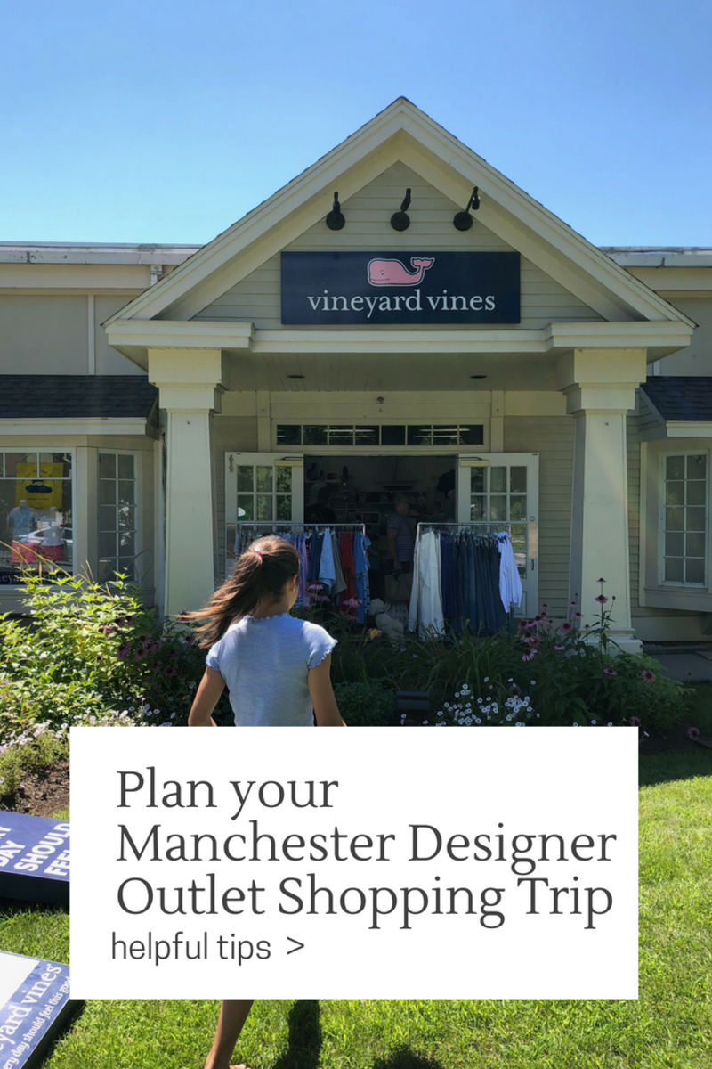 Plan your Manchester Designer Outlet Shopping Trip