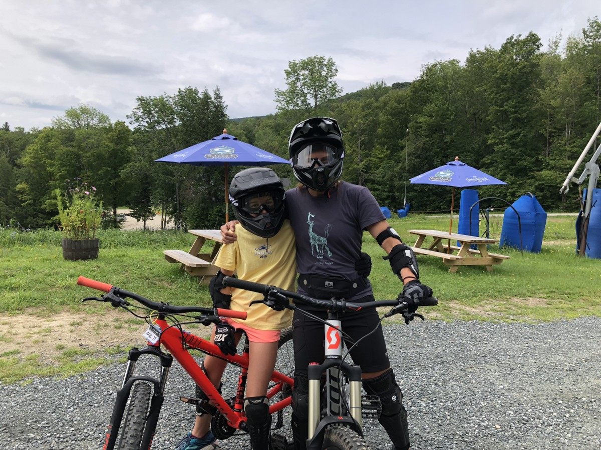 plan the perfect mountain bike day at Okemo
