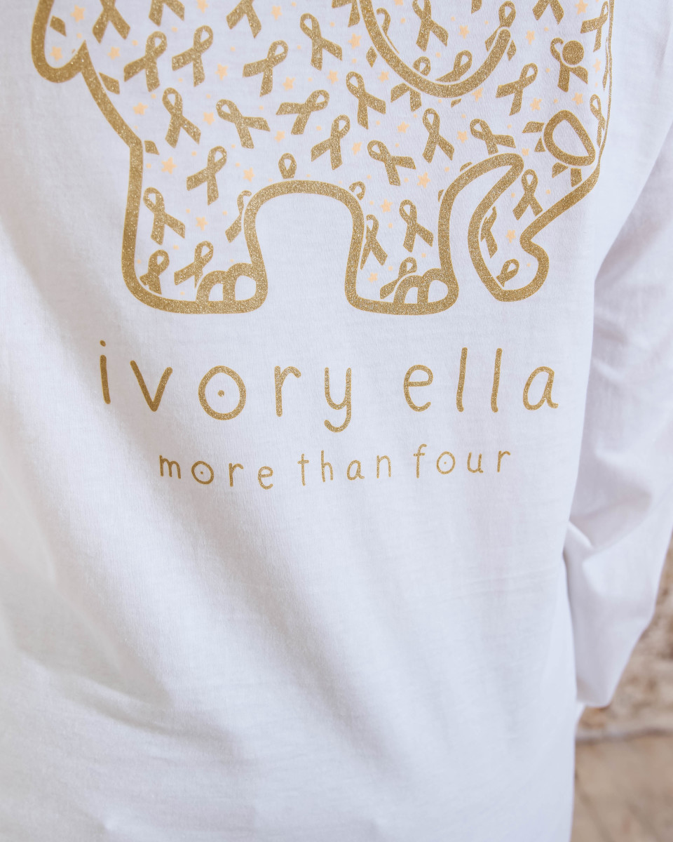 Ivory Ella Childhood Cancer Collection