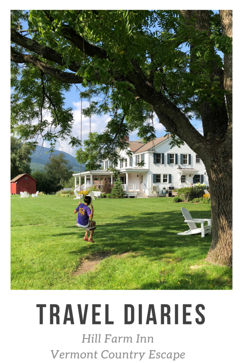 Hill Farm Inn Vermont Country Escape