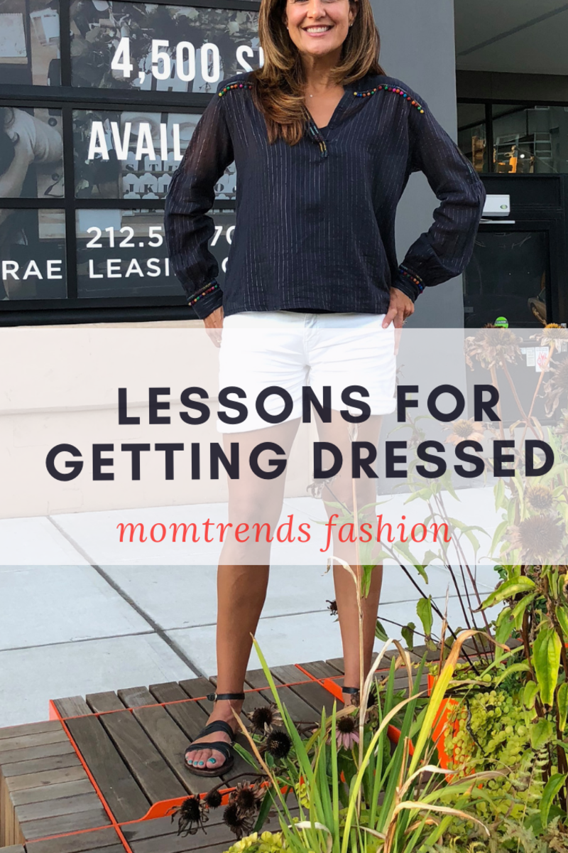 Lessons for Getting Dressed