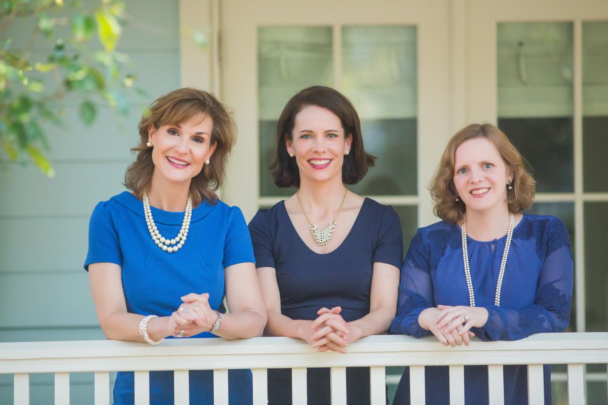 New York Times Bestselling Authors Karen White, Beatriz Williams, and Lauren Willig