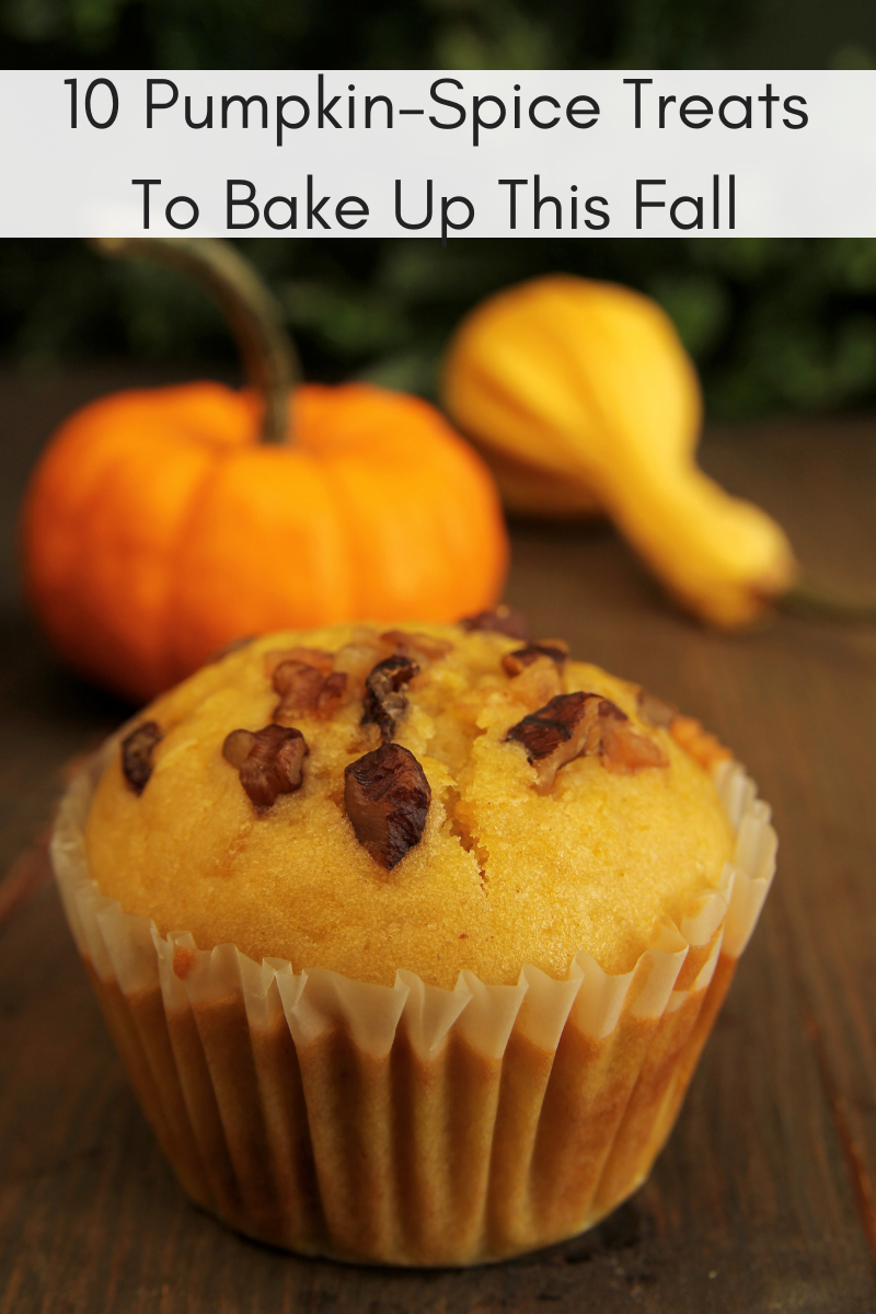 10 Pumpkin-Spice Treats to Bake Up This Fall