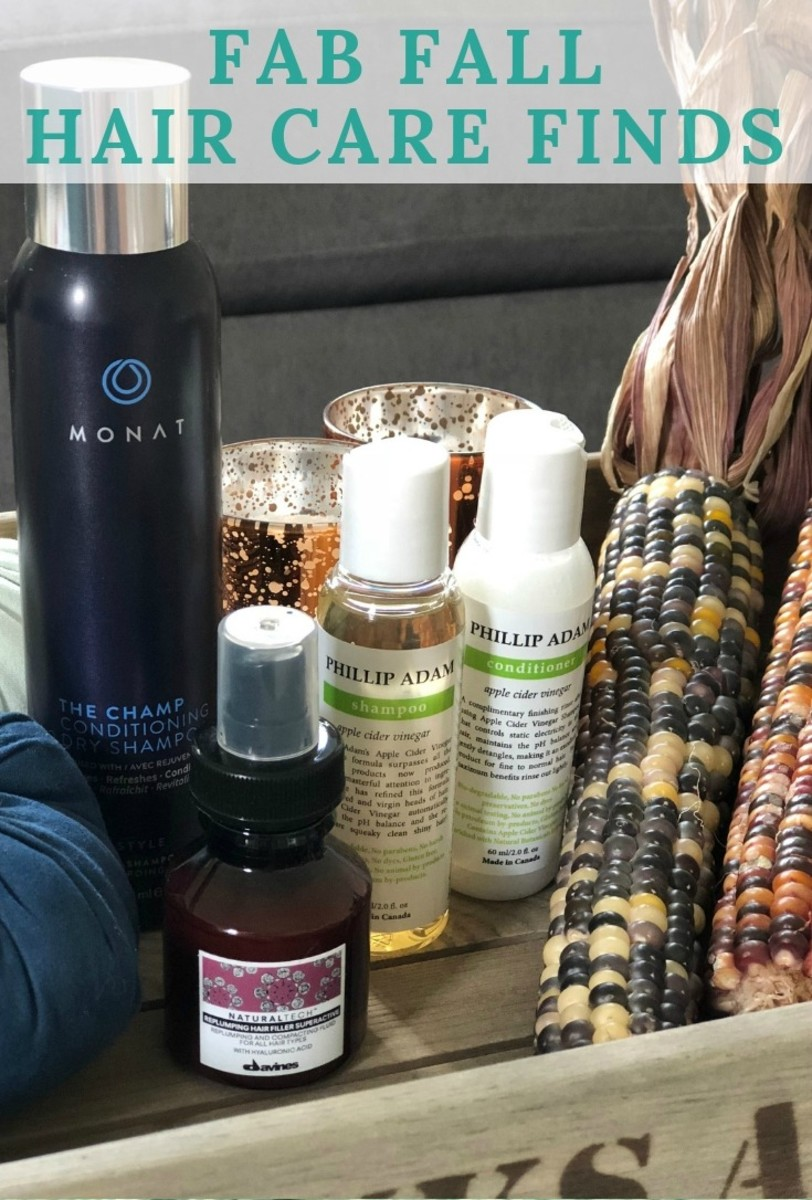 fab fall hair care finds