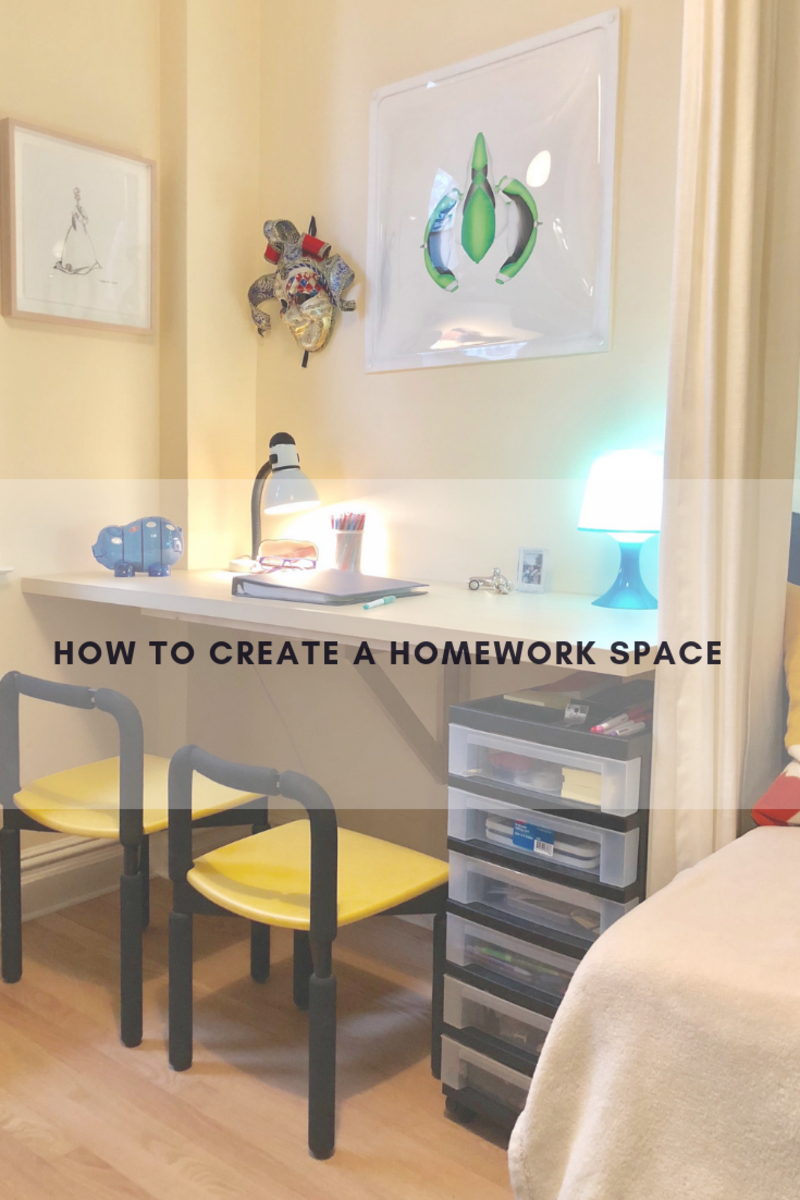 back to school, homework, homework tips, hilary unger, designer, design small spaces, homework spaces, homework work spaces, back to school spaces, kids spaces, kids work area, small work spaces, bts, lorena Canals, area rugs, back to school items, back to school decor