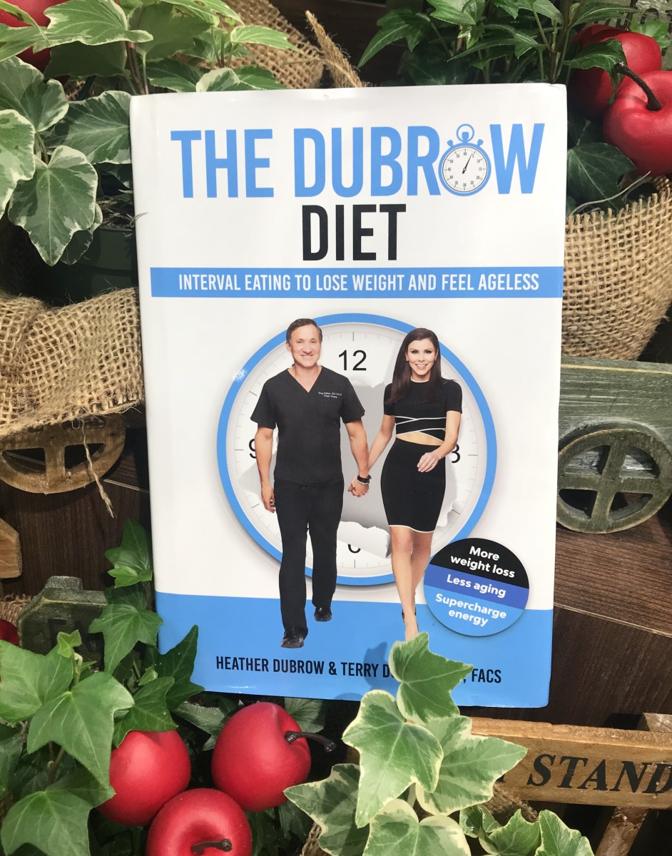 The Dubrow Diet is now available wherever books are sold.