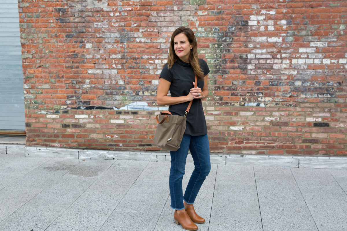 Styling the FEED Bag Fall Collection