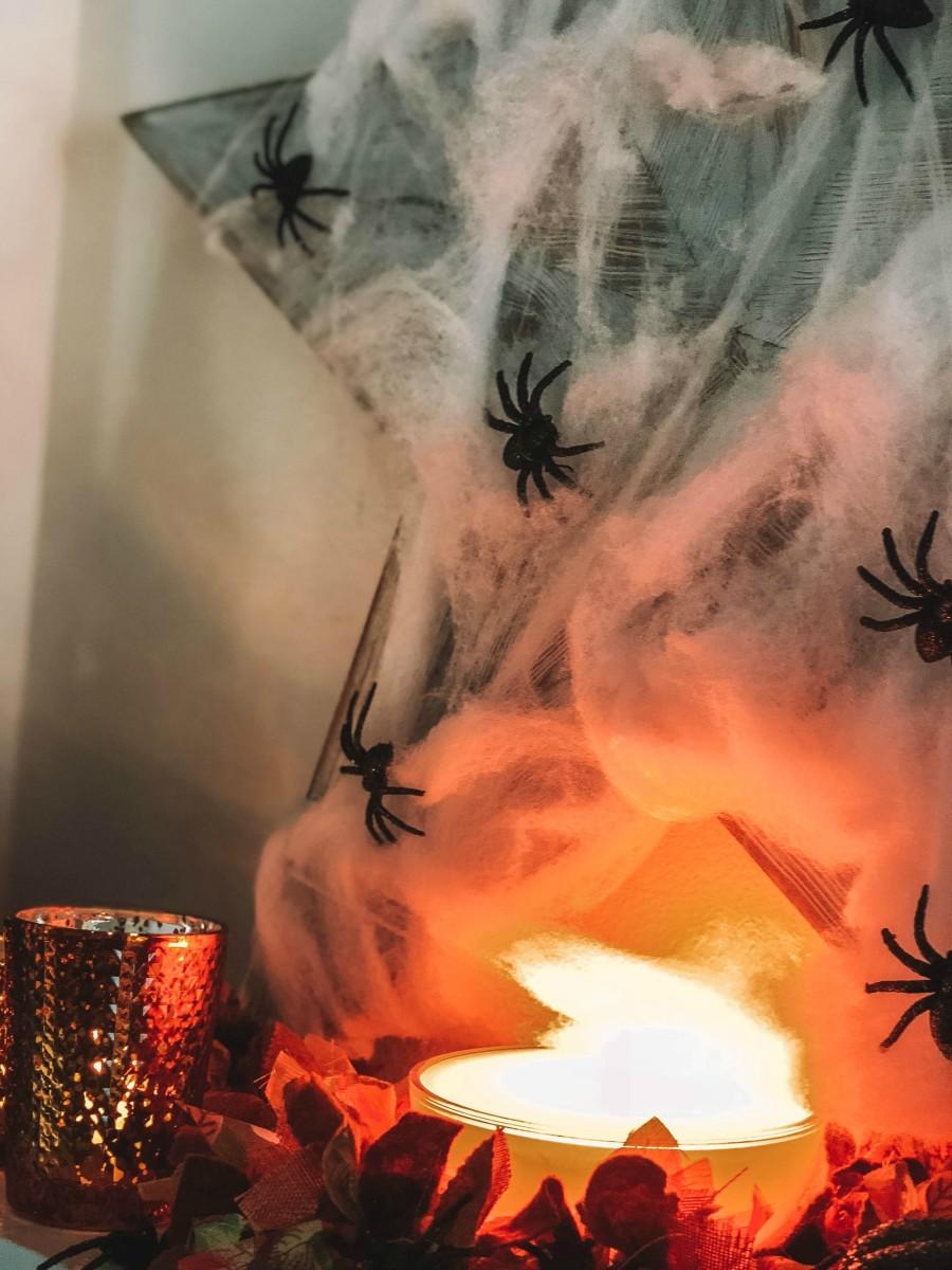spooky philips hue go